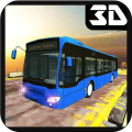 offroad bus hill driving simulator 2021