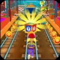 Subway Runner Kids - Subway Running Kids