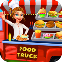 Food Truck : Restaurant Chef Cooking Game