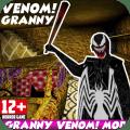 Venom Granny Spider Horror MOD Scary Grannom Evil Spider