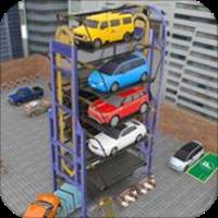 Smart Car Parking Crane