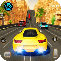 Racing in Highway Car 2020: City Traffic Top Racer 2020 年公路賽車比賽