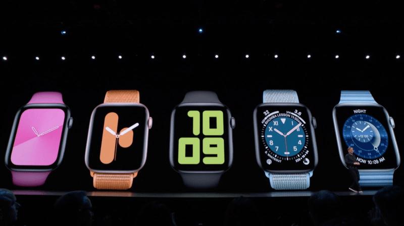 Обновление Apple Watch OS6