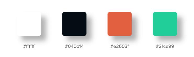 Robinhood Effective Colour Usage