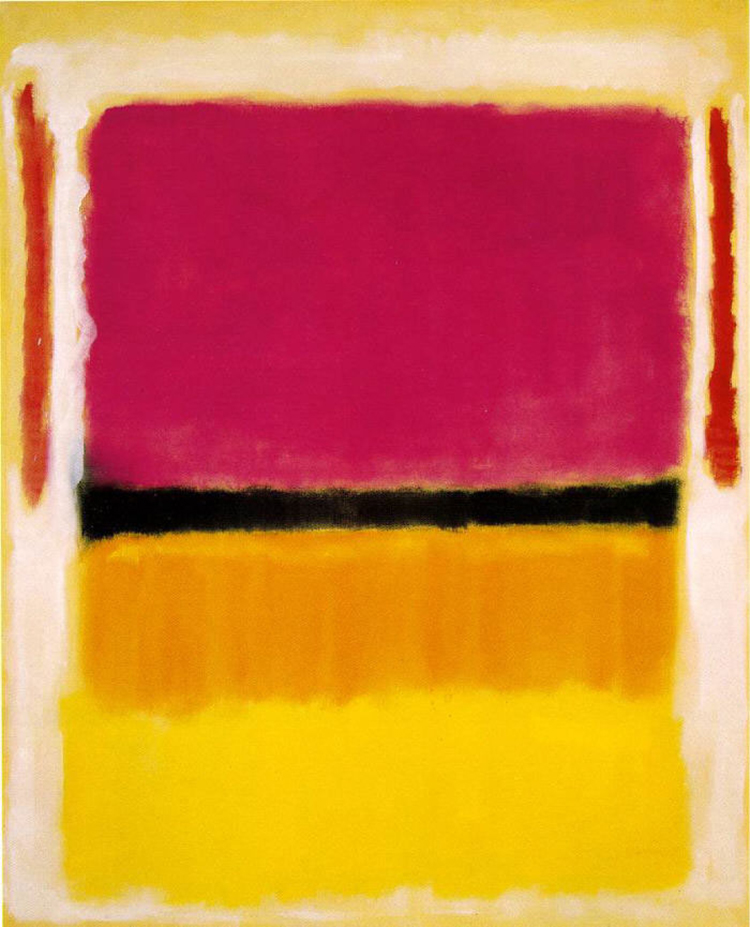 violet-black-orange-yellow-on-white-and-red