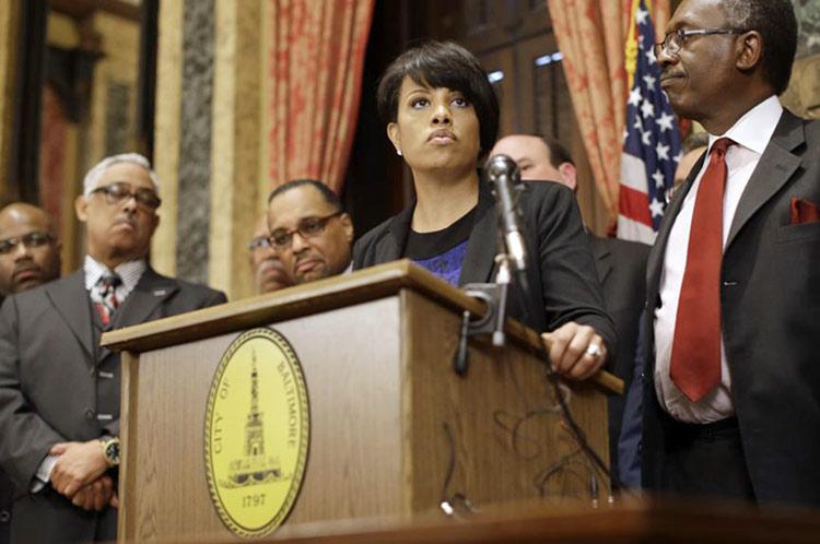 Alcaldesa-de-Baltimore