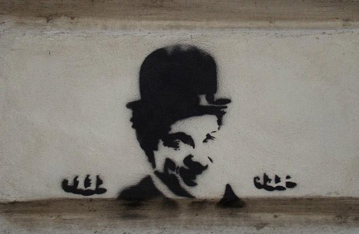 Charles Chaplin - Buenos Aires