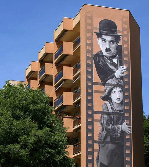 Chaplin - Cannes
