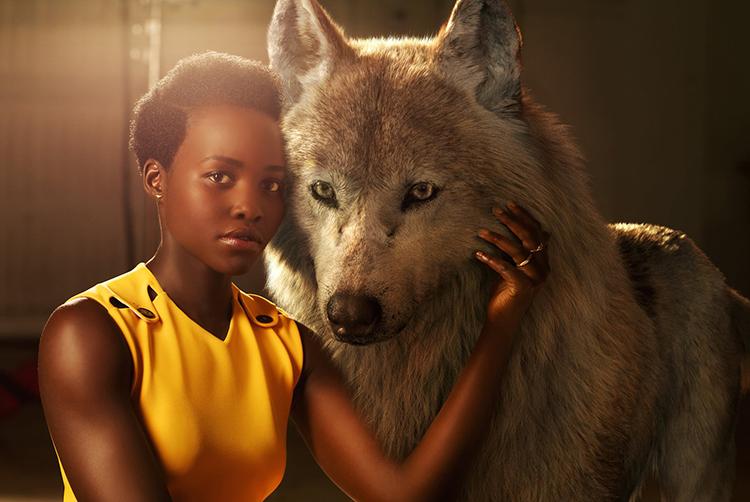 Lupita Nyong'o El libro de la selva