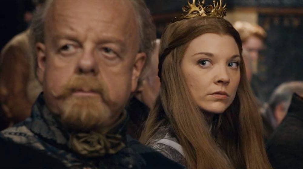 Game of Thrones - Mace y Margaery Tyrell