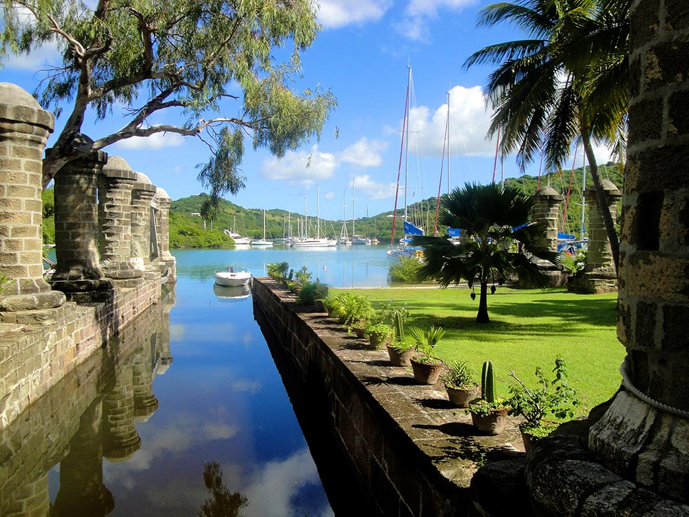 Patrimonio de la Humanidad Astillero de Antigua