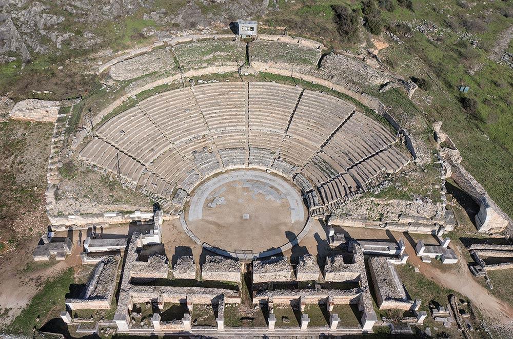 Patrimonio de la Humanidad Filipos Grecia