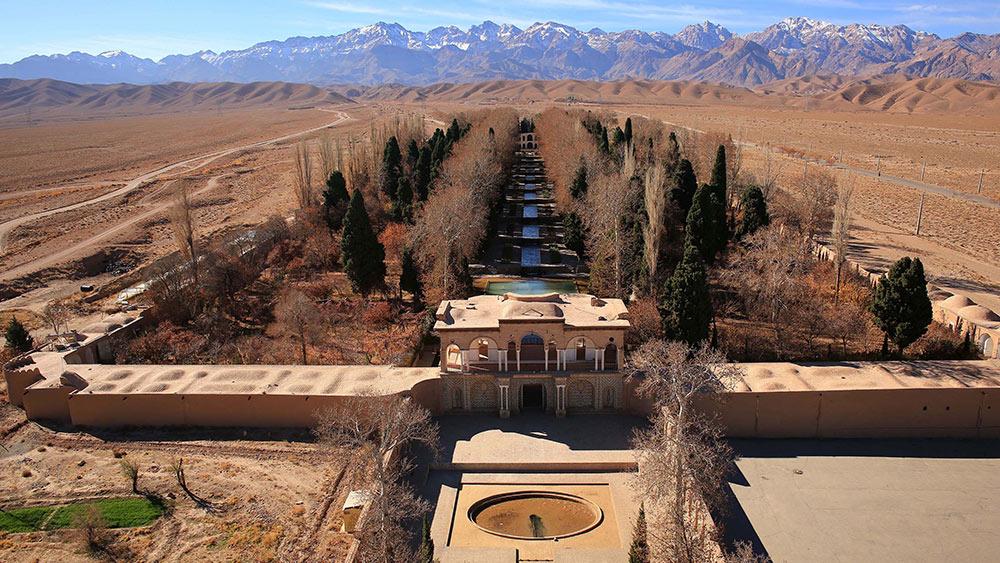 Patrimonio de la Humanidad qanat persa iran
