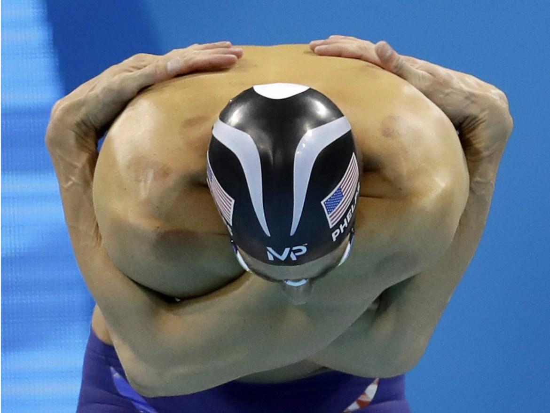 Rio 2016 Michael Phelps