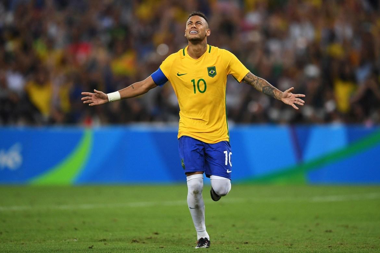 Rio 2016 Neymar