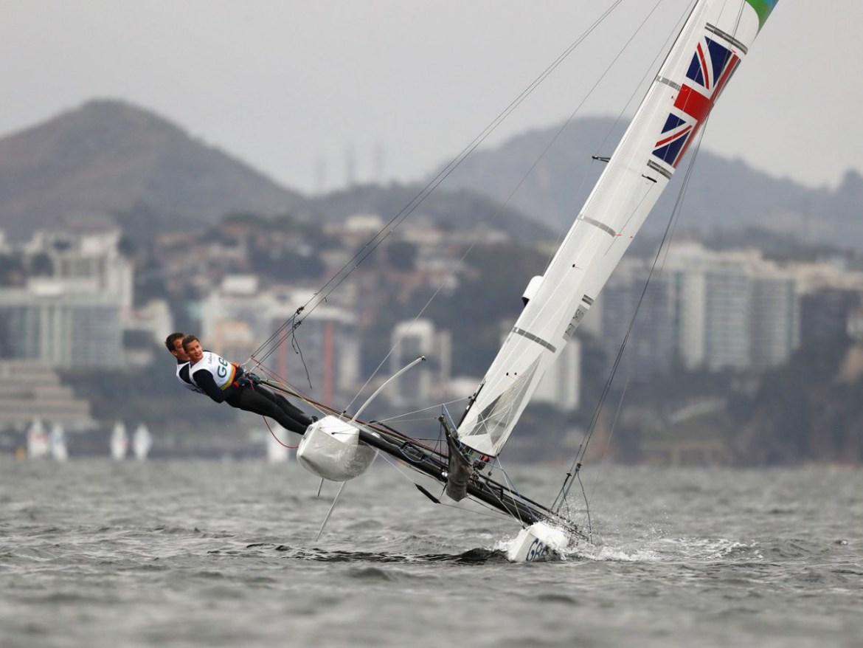 Rio 2016 vela