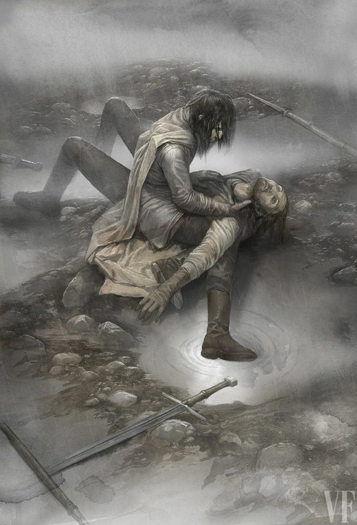 Libro Ilustrado De Game Of Thrones Muestra Los