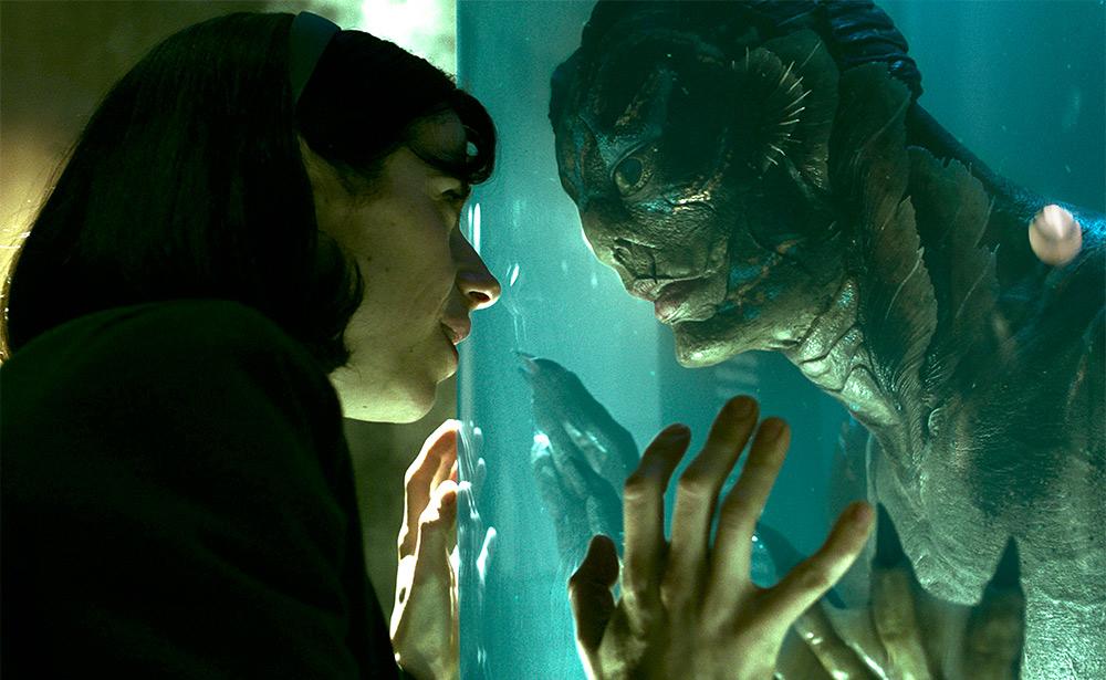 Guillermo del Toro - La forma del agua