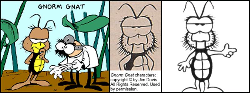 Resultado de imagen para garfield insectos
