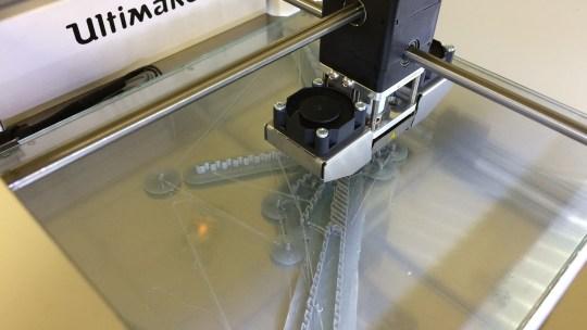 Ultimaker 3D printers zakelijk gebruiken