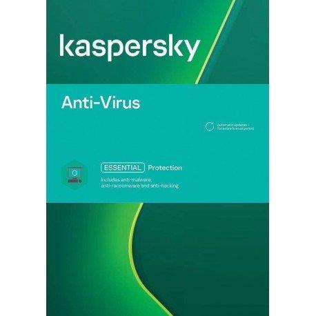 Kaspersky Anti-Virus | 3-PC | 2-jaar | 2021