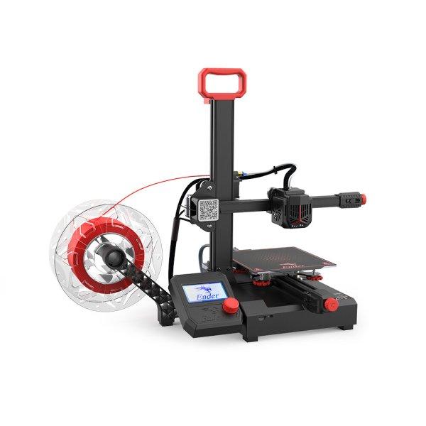 Creality 3D® Ender-2 Pro 3D-printer 165 x 165 x 180 mm Bouwgrootte 4-staps montage/licht en draagbaar