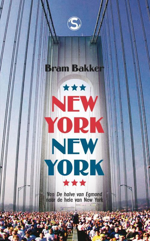 New York, New York - Bram Bakker - Paperback (9789029571234)