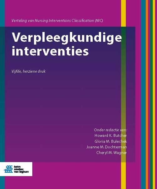 Verpleegkundige interventies - Paperback (9789036824729)