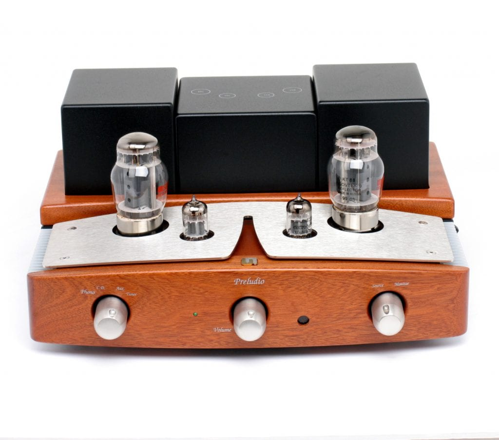 Unison Research Preludio Valve Amplifier