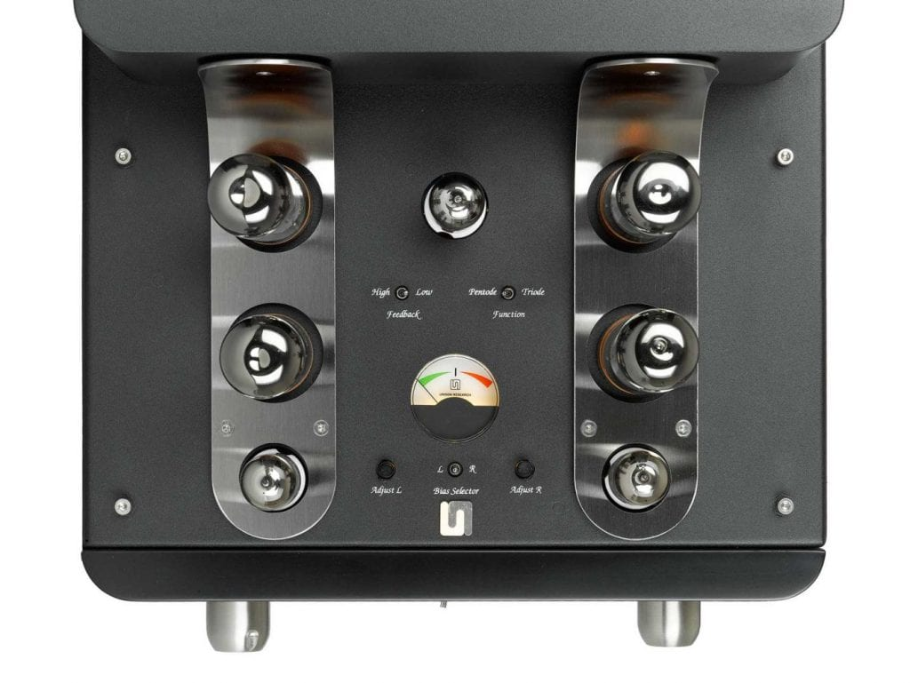 Unison Research Triode Valve Amplifier Top