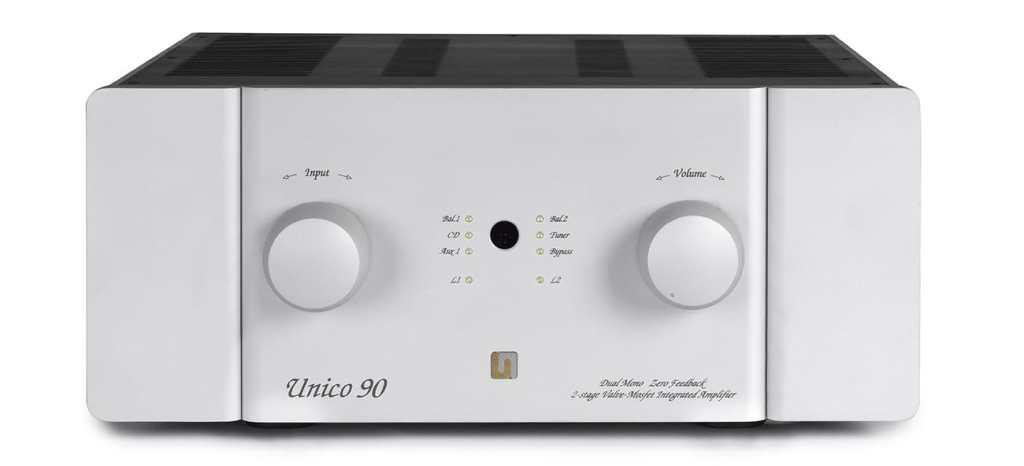 Unison Research Unico 90 silver