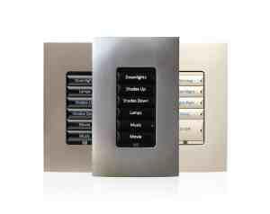 Control4 6 button keypad