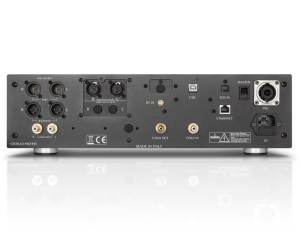 Gold Note DS-1000 DAC Back
