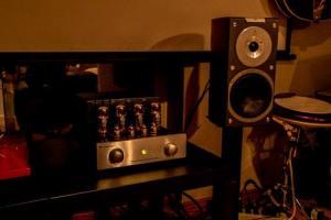 Prima Luna Classic, Audio Vector SR1