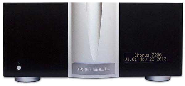 Krell power amplifiers