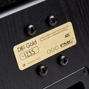 PMC DB! Gold Bookshelf speaker rear
