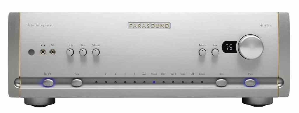 Parasound Hint6 Integrated