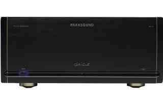 Parasound Power Amplifiers