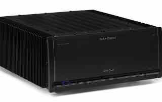 Parasound JC5 Power Amplifier