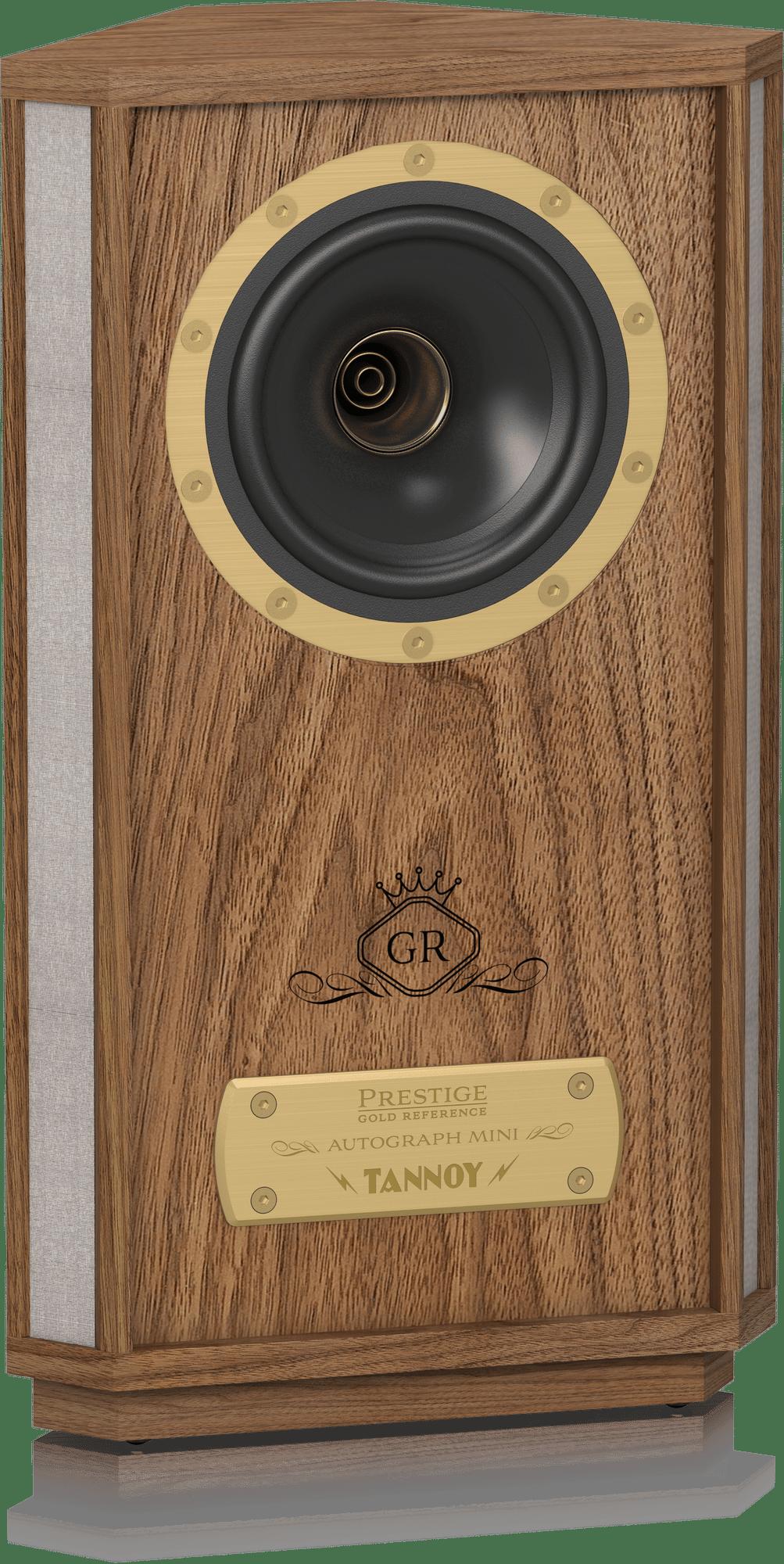 Tannoy Autograph Mini Dual Concentric Speakers