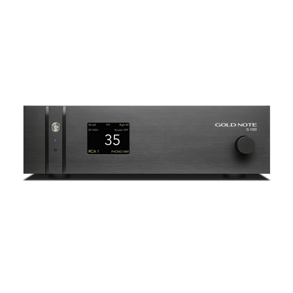 Gold_Note_IS_100_Integrated_Amplifier