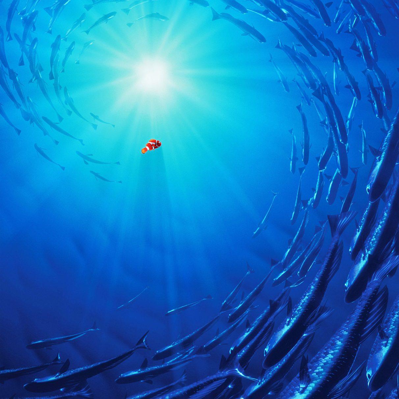 papers.co-aw13-nemo-disney-film-anime-sea-illustration-art-blue-40-wallpaper