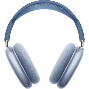 Apple AirPods Max Bluetooth Over Ear koptelefoon Over Ear Hemelsblauw
