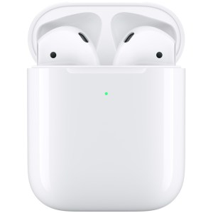 Apple AirPods mit kabellosem AirPod Case headset