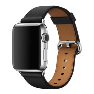 Apple Classic Buckle Apple Watch 38mm / 40mm Black