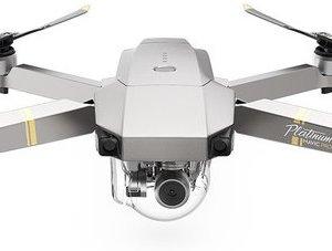 DJI Mavic Pro Platinum camera-drone