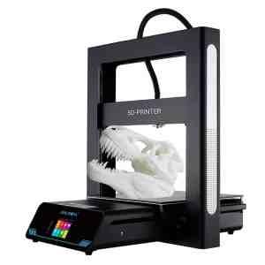 JGAURORA A5S Desktop Hoge precisie metalen plaatframe Driedimensionale fysieke 3D-printer