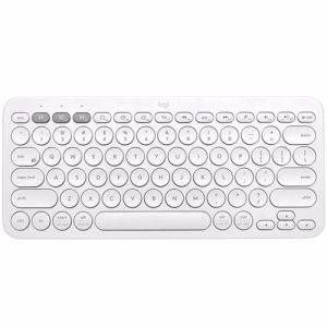 Logitech bluetooth toetsenbord K380 US voor Mac (Wit)