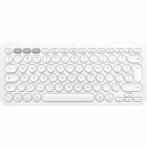 Logitech bluetooth toetsenbord K380 voor Mac (Wit)
