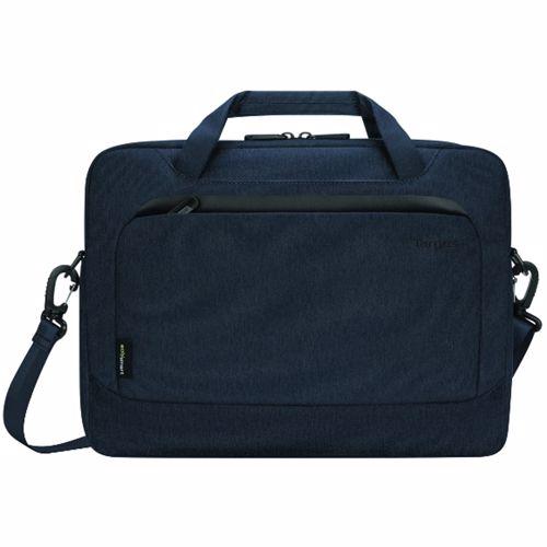 Targus laptoptas Cypress Slimcase EcoSmart 15.6'' (Blauw)